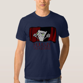 Foamy The Squirrel (Cult Rally) T Shirt