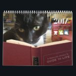 "FOAS 2017 Calendar<br><div class=""desc"">The Friends of Oakland Animal Services (FOAS) 2017 calendar features life advice from rescued pets. All proceeds benefit the animals at Oakland Animal Services.</div>"