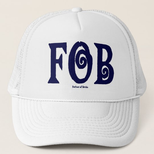 FOB (Father of Bride) Cap