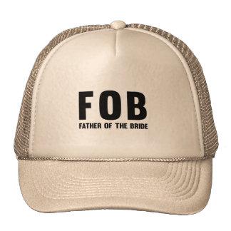 FOB TRUCKER HAT