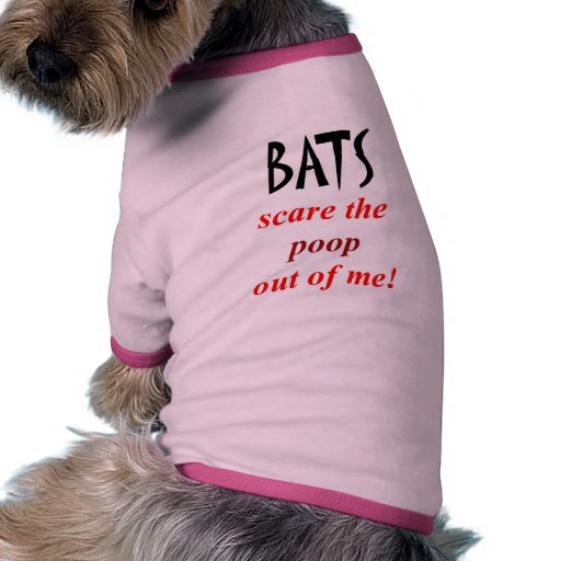 Fobia del palo camisetas mascota