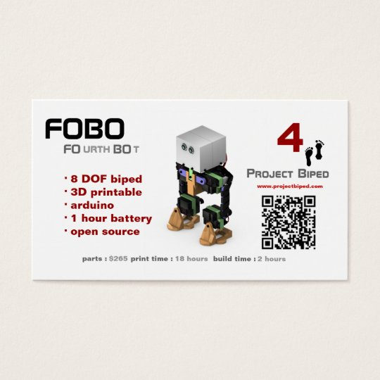 FOBO card