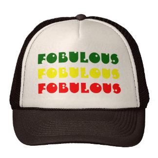 Fobulous, Fobulous, Fobulous Trucker Hat