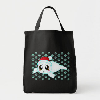 Foca Baby Grocery Tote Bag
