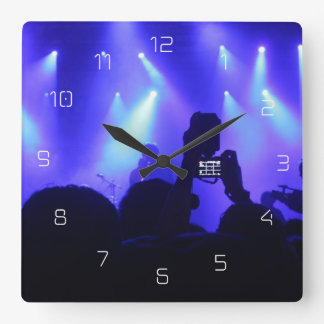 Focal Point Square Wall Clock