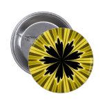 Focal Point Starburst Pinback Buttons
