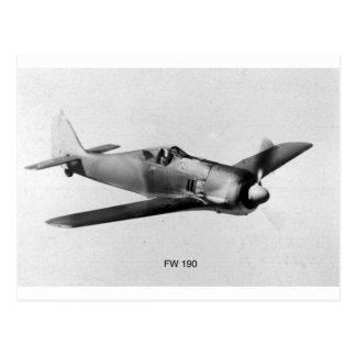 Focke Wulf FW190-3 Postal