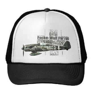 Focke-Wulf Fw 190 Gorro De Camionero