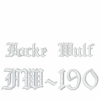Focke Wulf FW-190 Track Jacket Jaqueta