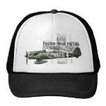 Focke-Wulf Fw 190 Trucker Hat