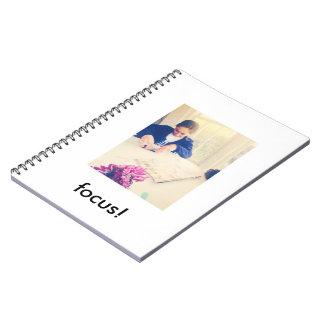 ¡Foco! Cuaderno