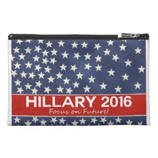 Foco de Hillary el futuro