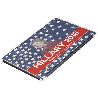 Foco de Hillary el futuro Funda De iPad Mini