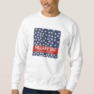 Foco de Hillary el futuro Jersey