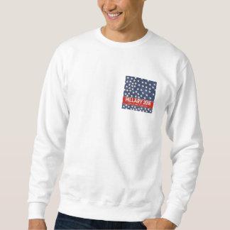 Foco de Hillary el futuro Suéter
