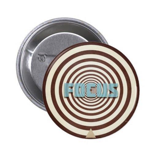 Foco Pin Redondo 5 Cm
