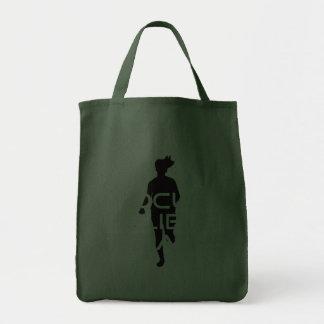 Focu Believe Breathe Tote Bags
