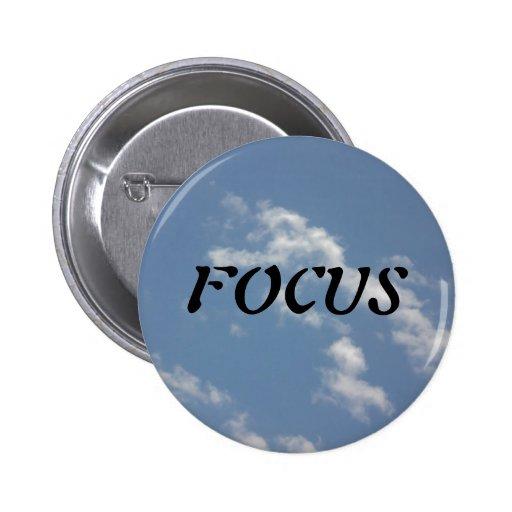 Focus 2 Inch Round Button