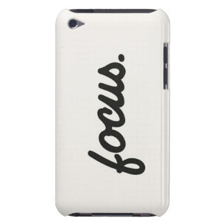 Focus Barely There iPod Cases