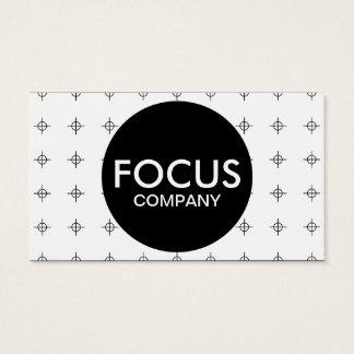 focus company business card