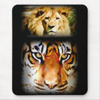Focus & Courage_ Mouse Pad