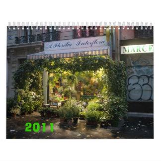 Focus Firm 2011 Calendar