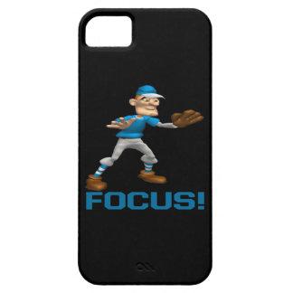 Focus iPhone SE/5/5s Case