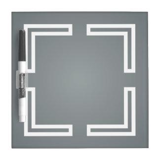 Focus Larges Minimal Dry-Erase Board
