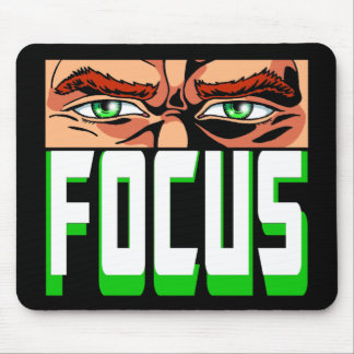 FOCUS MOUSE PADS