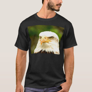 Focus on goal and success eagle T-Shirt