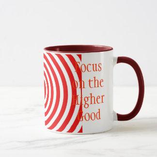 Focus on the Higher Good, Foc... Mug