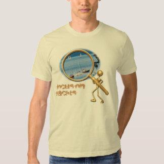 Focus on Yachts T Shirt