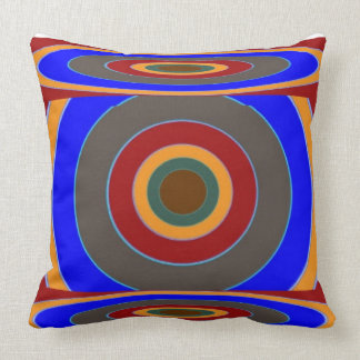 FOCUS on your TARGET : Add some text image Throw Pillow