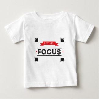 Focus Productivity White Infant T-Shirt
