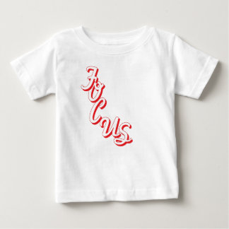 Focus Red Baby T-Shirt