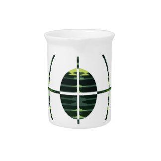 FOCUS Target GREEN Environment Clean Energy NVN252 Beverage Pitcher