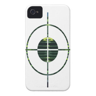 FOCUS Target GREEN Environment Clean Energy NVN252 iPhone 4 Case-Mate Cases