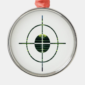 FOCUS Target GREEN Environment Clean Energy NVN252 Christmas Tree Ornaments