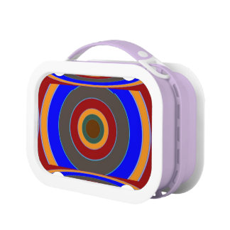 FOCUS target your goals :  Graphics Lunch Box