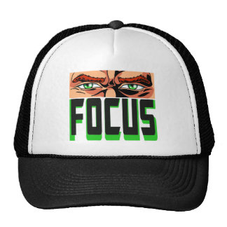 FOCUS TRUCKER HAT