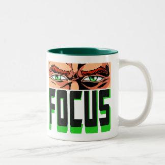FOCUS Two-Tone COFFEE MUG