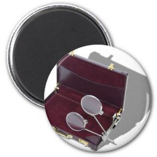 FocusBusiness050809Shadow 2 Inch Round Magnet