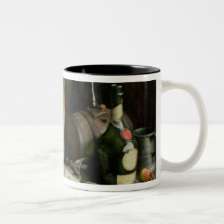 Foes in the Guise of Friends Two-Tone Coffee Mug
