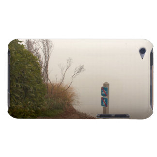 Fog at the Shore iPod Touch Case-Mate Case