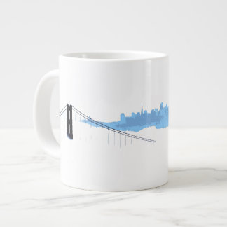 Fog City (San Francisco) Mug Jumbo Mugs