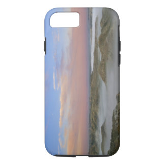 Fog from the Little Missouri River hangs in the iPhone 7 Case