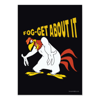 Fog-Get About It Card