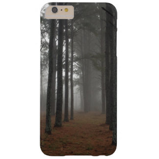 Fog in a forest barely there iPhone 6 plus case