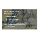 Fog In Forested Mountains By Kao K'O-Kung (Best Qu Business Cards