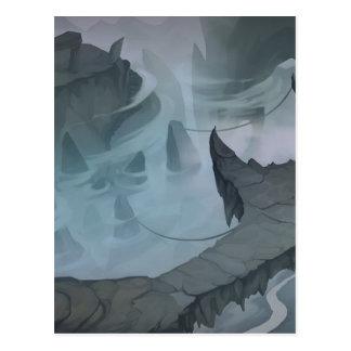 Fog In The Underworld Postcard